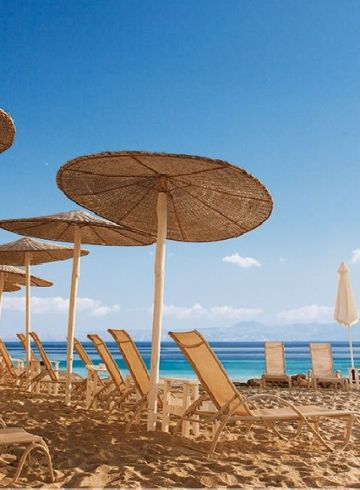 beaches of sithonia halkidiki