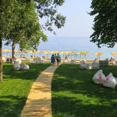 Banana Rodia Beach Sithonia 10