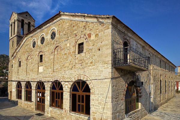 Ενοριακός ναός Αγίου Αθανασίου Συκιάς