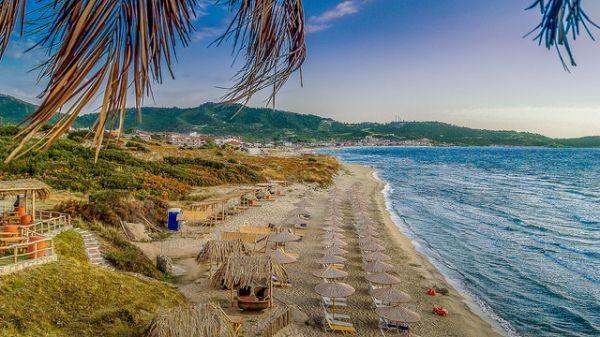 Παραλία Σάρτης - Πανοραμική 360
