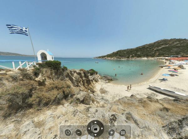 Ακτή Κληματαριά 1 | Πανοραμα 360