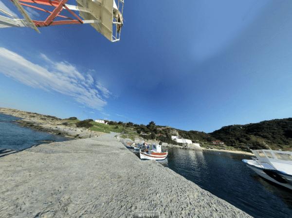 Πηγαδάκι - Λιμάνι 360 Πανόραμα