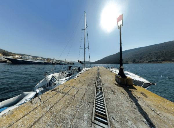 360 Porto Koufos - view 2