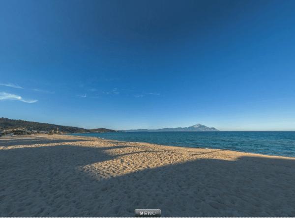Σάρτη - Παραλία 360°
