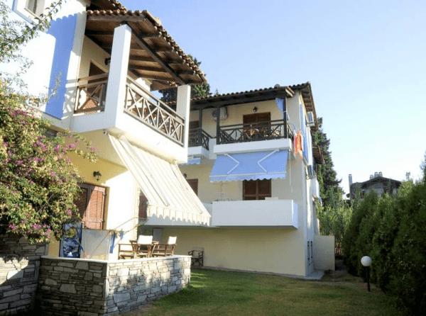 Ξενοδοχείο Xenios Zeus