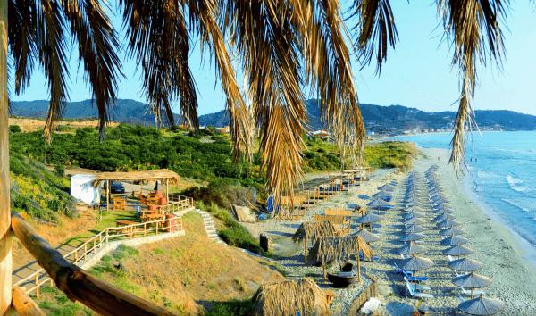 Παραλία της Σάρτης