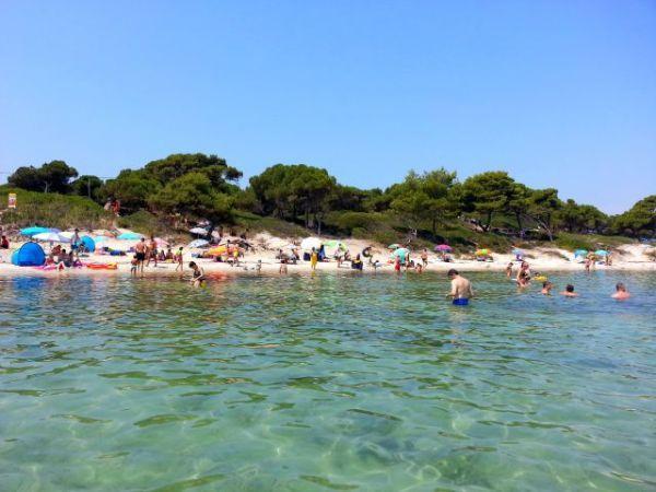 Παραλία Καρύδι
