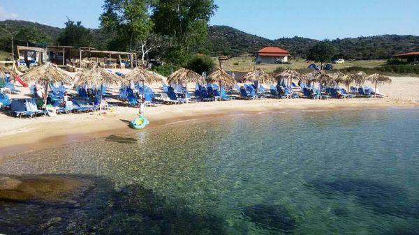Agridia beach