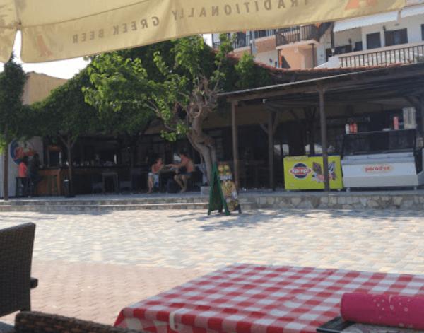 Cafe Pizza Kalamitsi