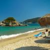 Παραλία Καλαμίτσι   Πανόραμα
